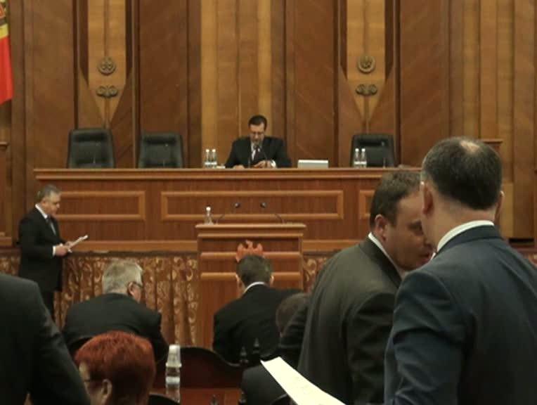 Şedinţa Parlamentului Republicii Moldova din 28 martie 2013