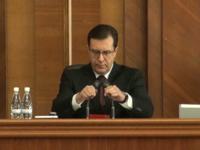 Şedinţa Parlamentului Republicii Moldova din 29 martie 2013