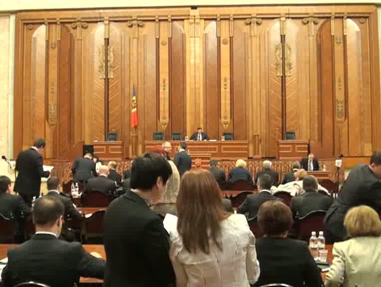 Şedinţa Parlamentului Republicii Moldova din 4 aprilie 2013