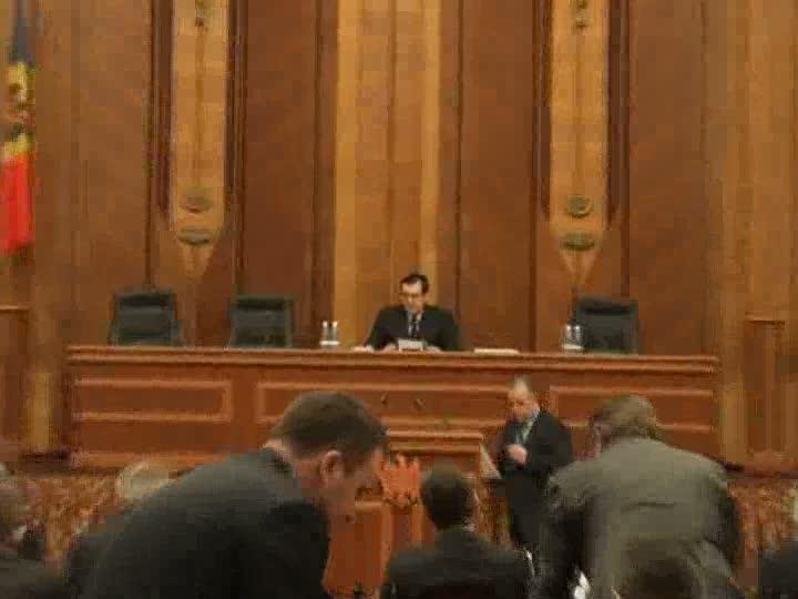 Şedinţa Parlamentului Republicii Moldova din 11 aprilie 2013