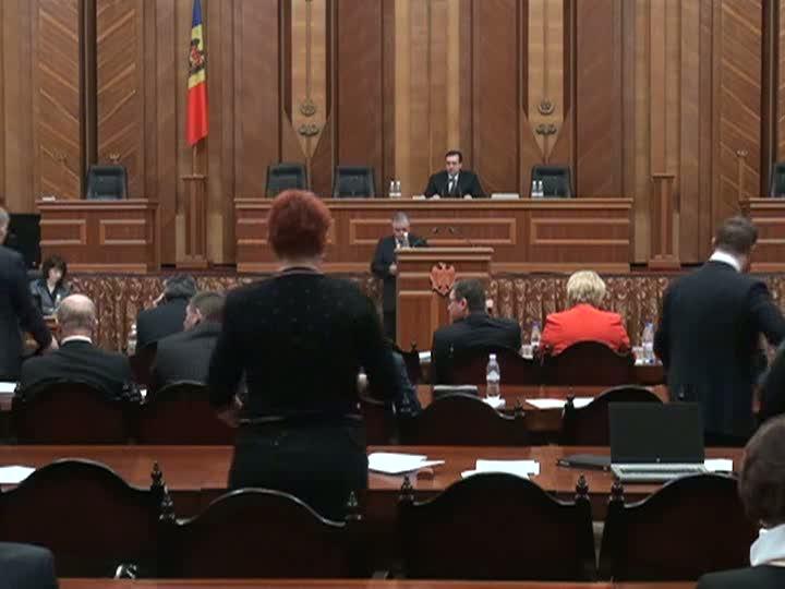Şedinţa Parlamentului Republicii Moldova din 12 aprilie 2013