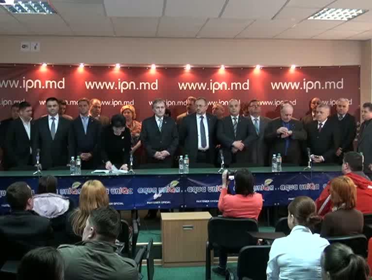Briefing susţinut de Consiliul de Reformare a Partidului Liberal
