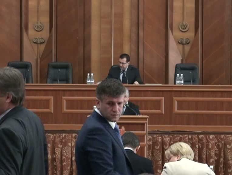 Şedinţa Parlamentului Republicii Moldova din 18 aprilie 2013