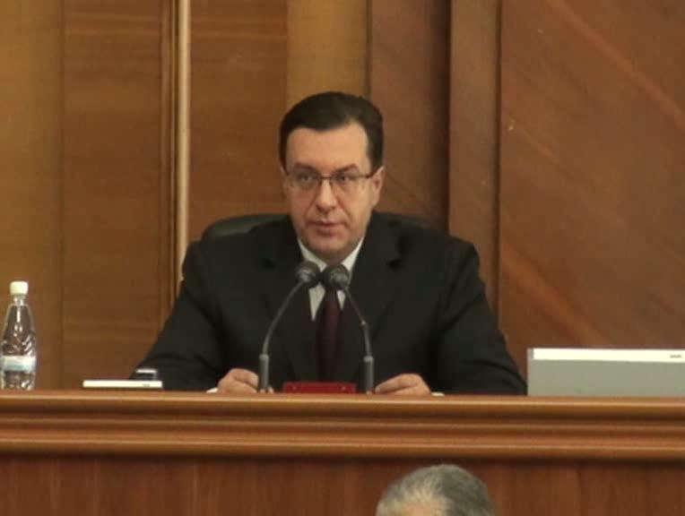Şedinţa Parlamentului Republicii Moldova din 19 aprilie 2013