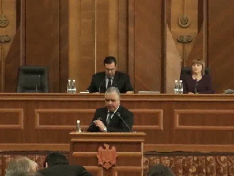 Ședința Parlamentului Republicii Moldova din 25 aprilie 2013