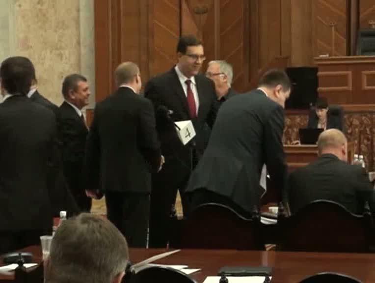 Ședința Parlamentului Republicii Moldova din 26 aprilie 2013