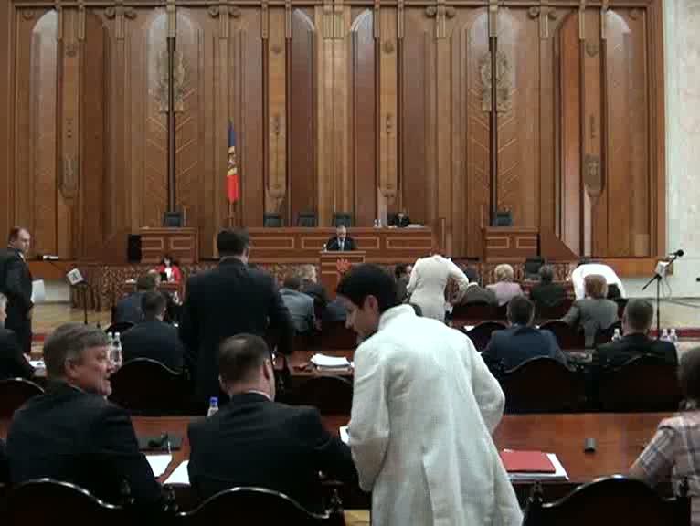 Ședința Parlamentului Republicii Moldova din 2 mai 2013