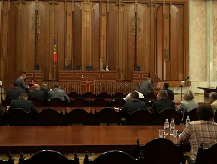 Ședința Parlamentului Republicii Moldova din 3 mai 2013