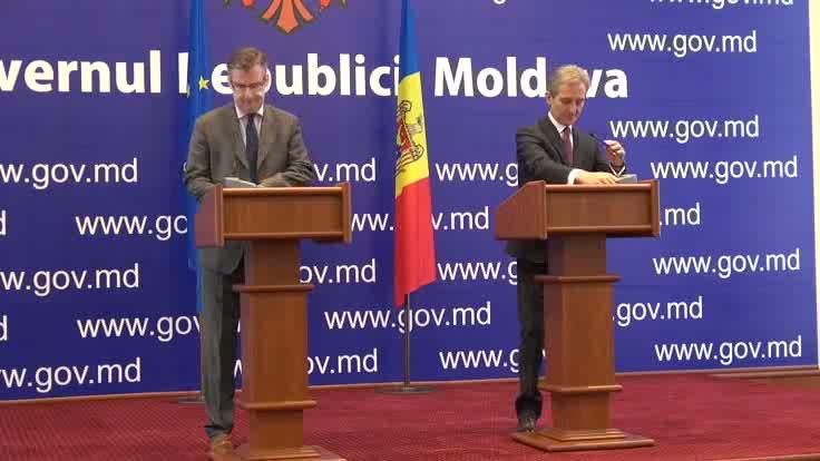 Conferinţă de presă dedicată celebrării Zilelor Europei în Moldova