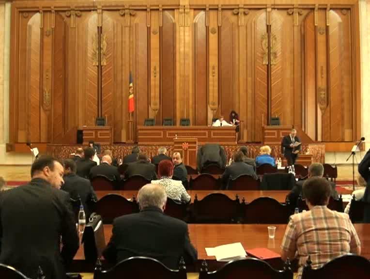 Ședința Parlamentului Republicii Moldova din 16 mai 2013