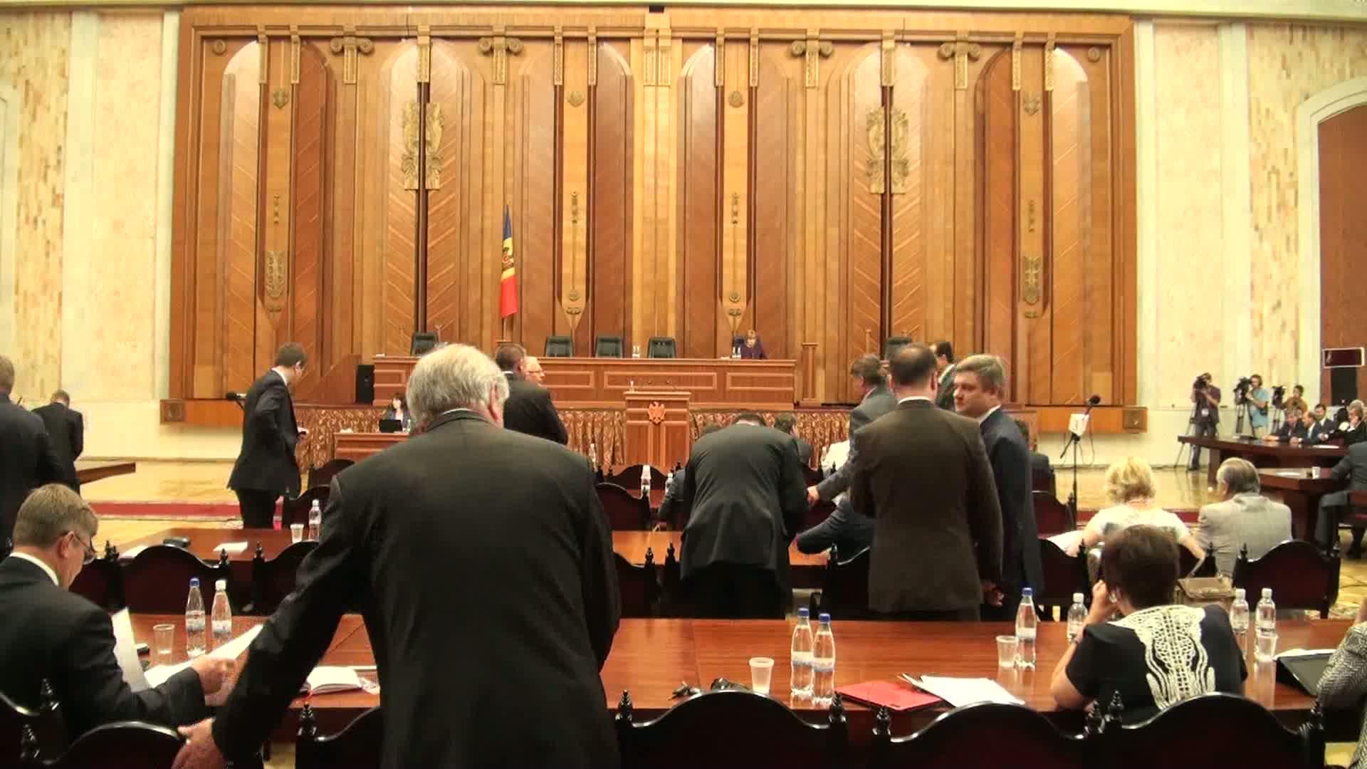 Şedinţa Parlamentului Republicii Moldova din 30 mai 2013