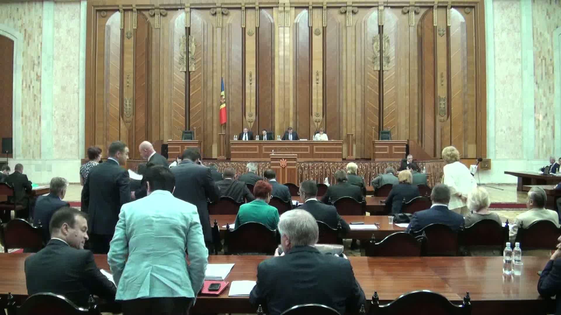 Ședința Parlamentului Republicii Moldova din 6 iunie 2013
