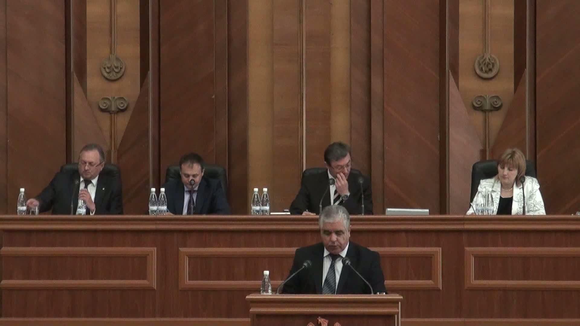 Ședința Parlamentului Republicii Moldova din 13 iunie 2013