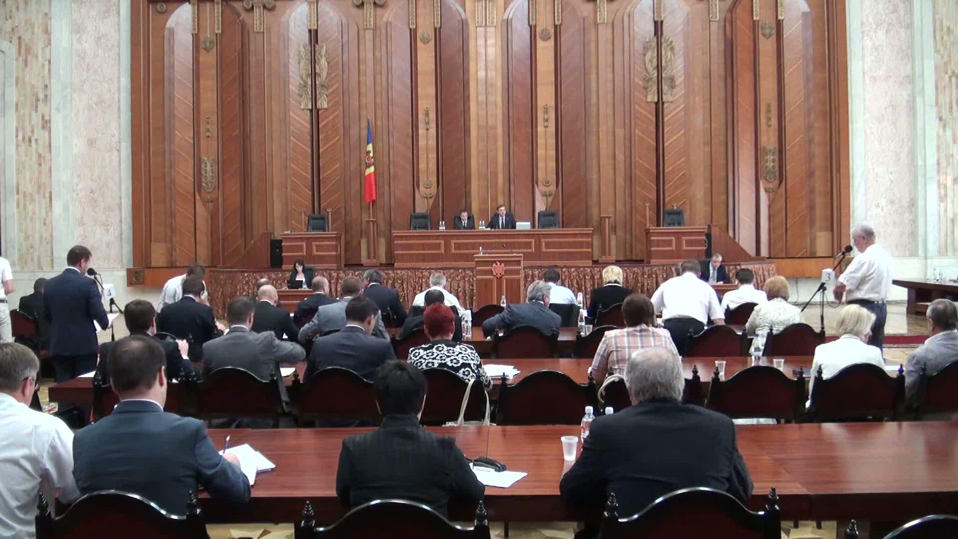 Ședința Parlamentului Republicii Moldova din 28 iunie 2013