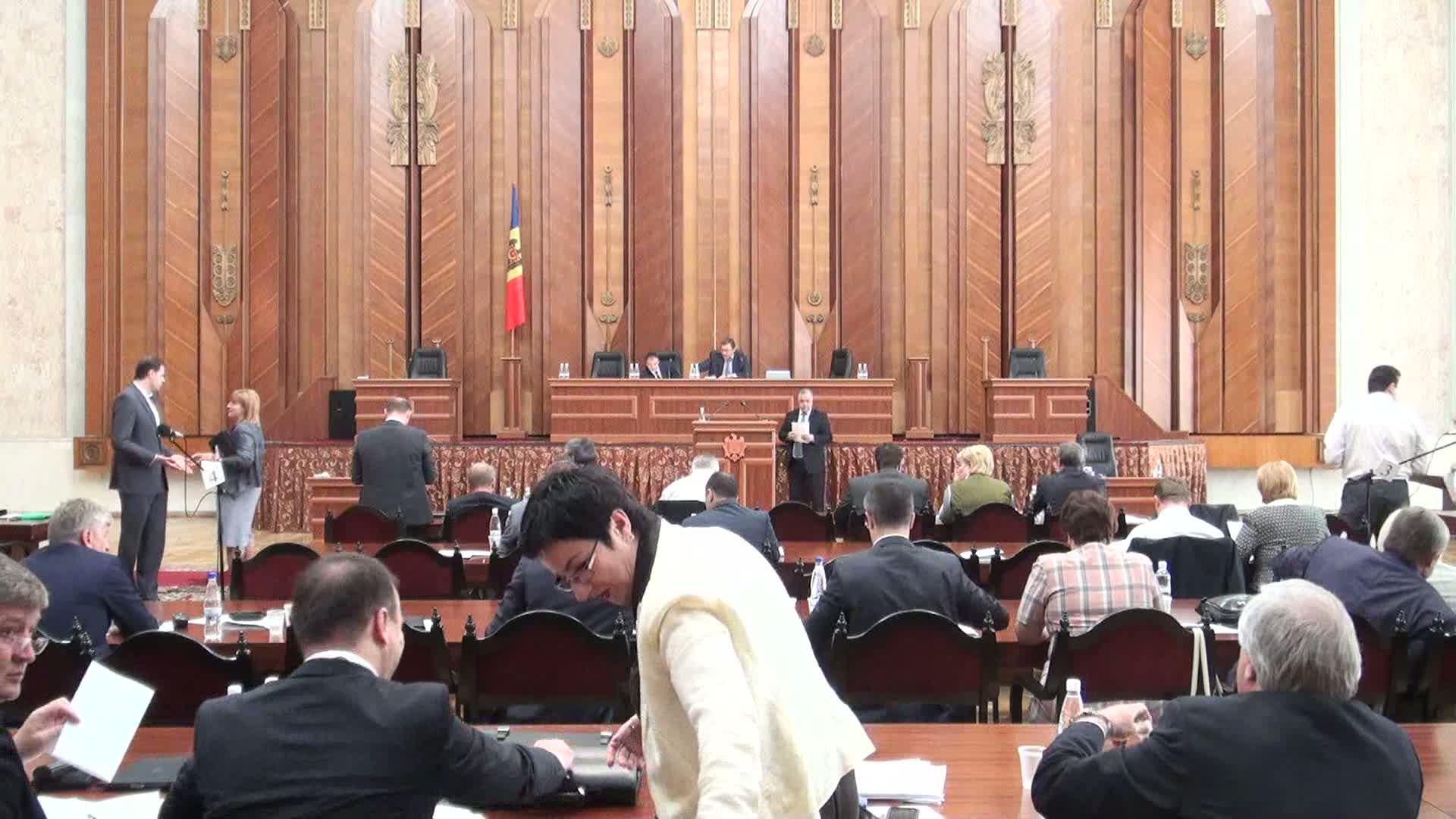 Ședința Parlamentului Republicii Moldova din 5 iulie 2013