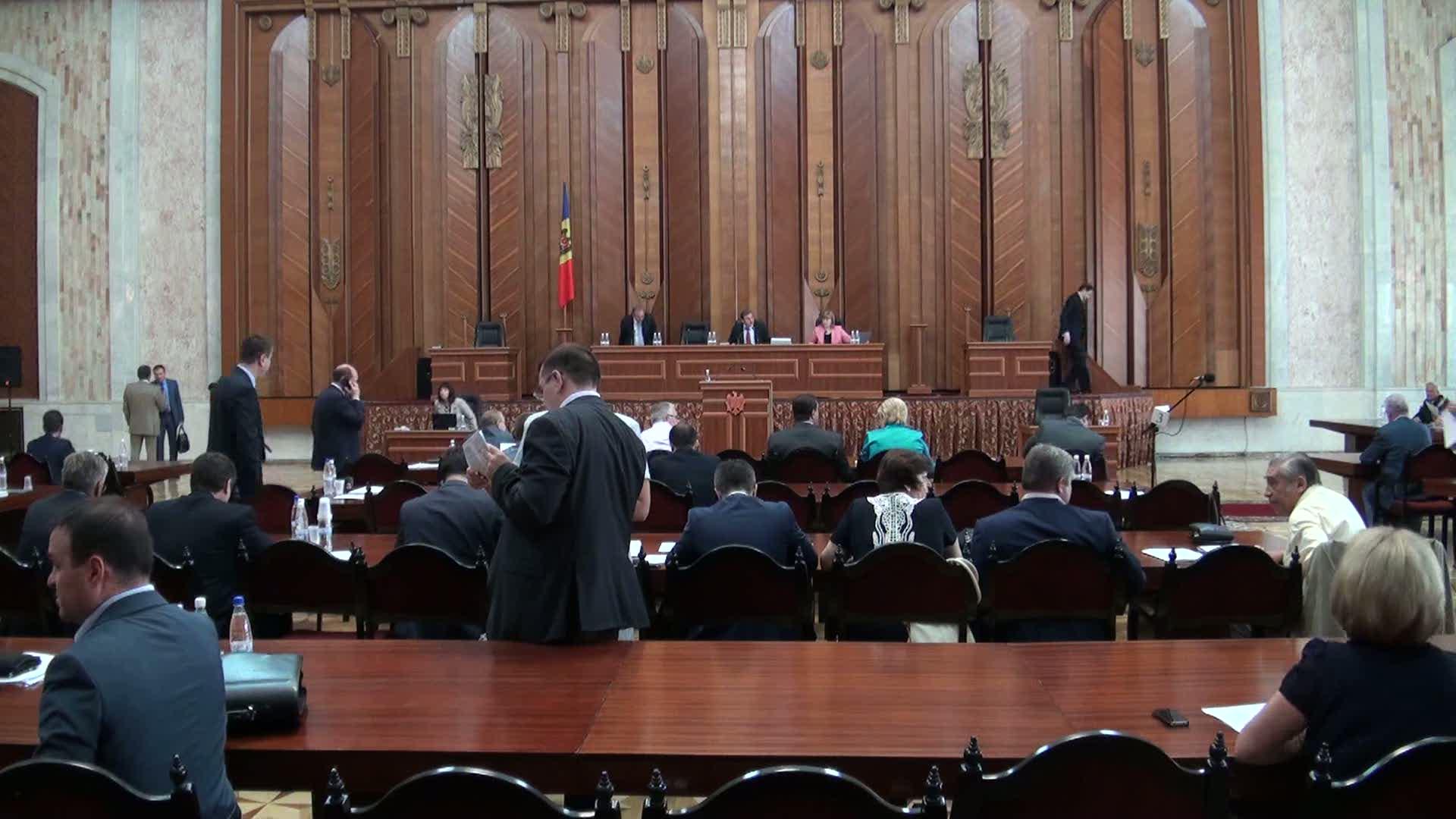 Ședința Parlamentului Republicii Moldova din 10 iulie 2013