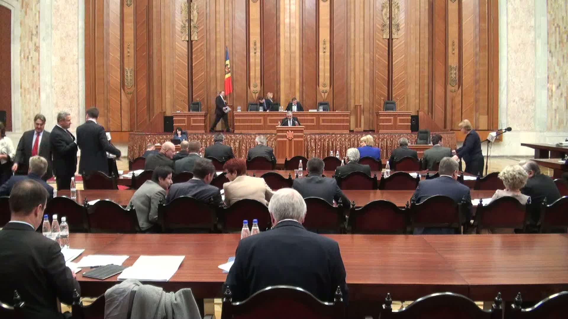 Şedinţa Parlamentului Republicii Moldova din 26 septembrie 2013