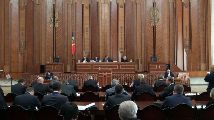 Şedinţa Parlamentului Republicii Moldova din 27 septembrie 2013