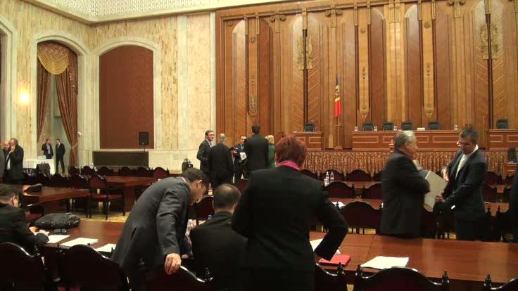 Ședința Parlamentului Republicii Moldova din 11 octombrie 2013