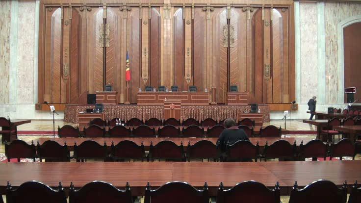 Şedinţa Parlamentului Republicii Moldova din 17 octombrie 2013
