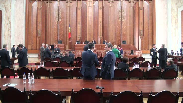 Ședința Parlamentului Republicii Moldova din 22 octombrie 2013