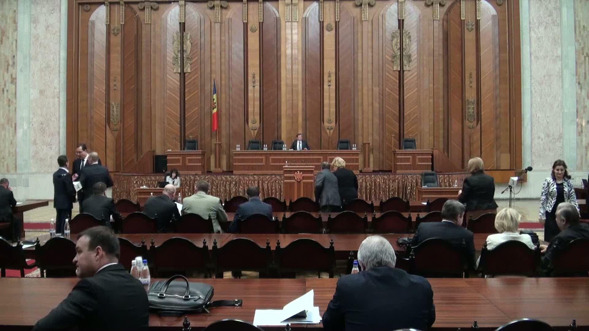 Ședința Parlamentului Republicii Moldova din 24 decembrie 2013
