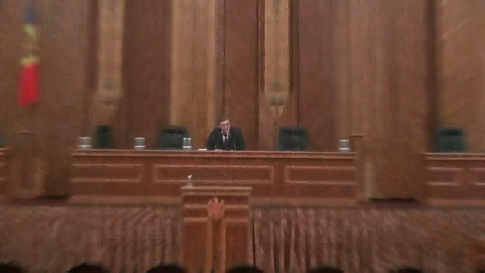 Ședința Parlamentului Republicii Moldova din 24 ianuarie 2014