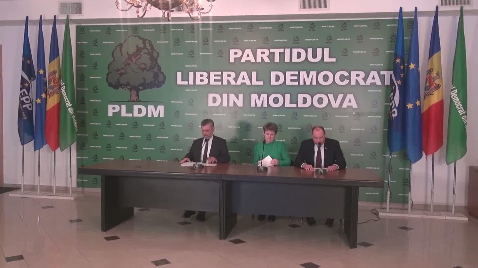 Lansarea de către PLDM a Săptămânei Democrației și Autonomiei Locale
