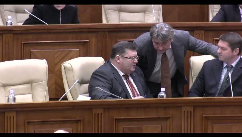Şedinţa Parlamentului Republicii Moldova din 14 februarie 2014
