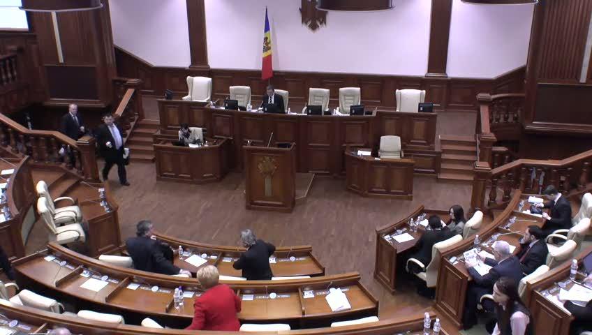 Ședința Parlamentului Republicii Moldova din 20 februarie 2014