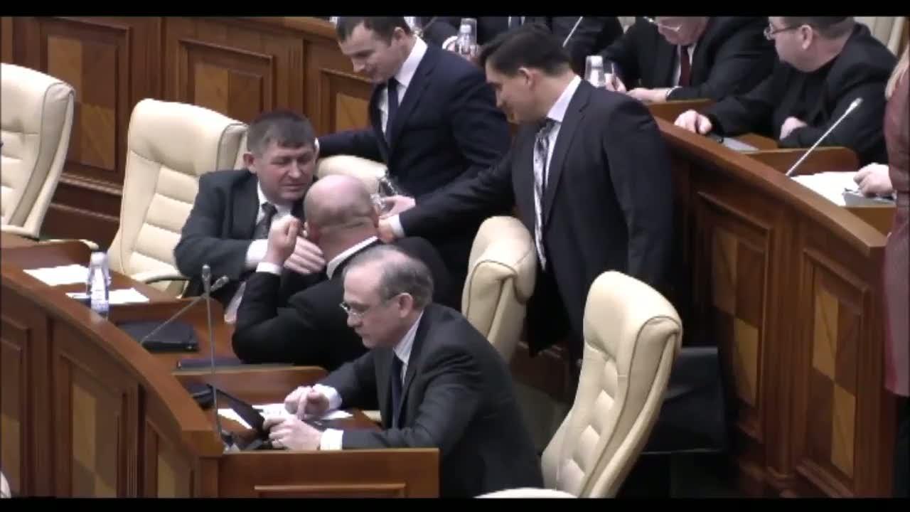 Şedinţa Parlamentului Republicii Moldova din 6 martie 2014