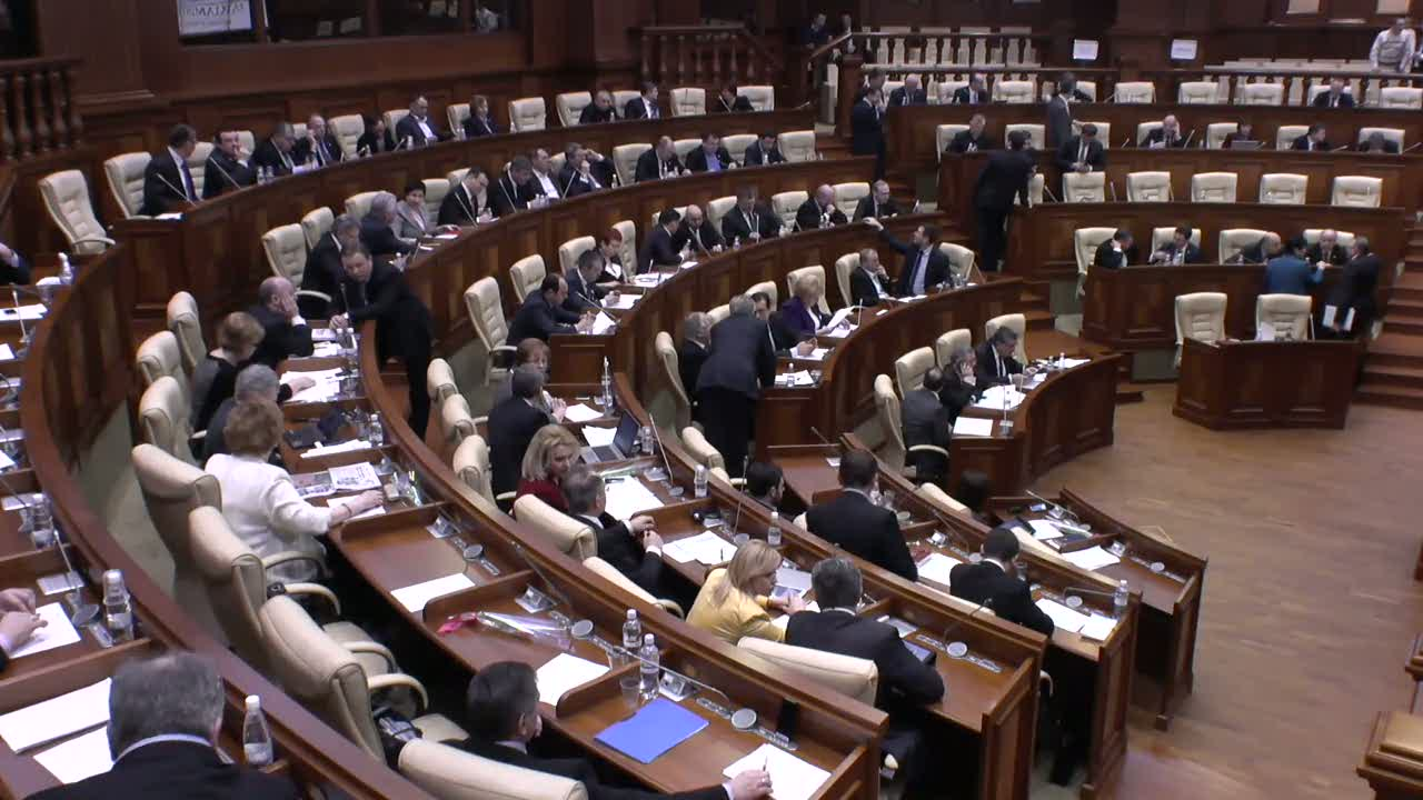 Şedinţa Parlamentului Republicii Moldova din 7 martie 2014