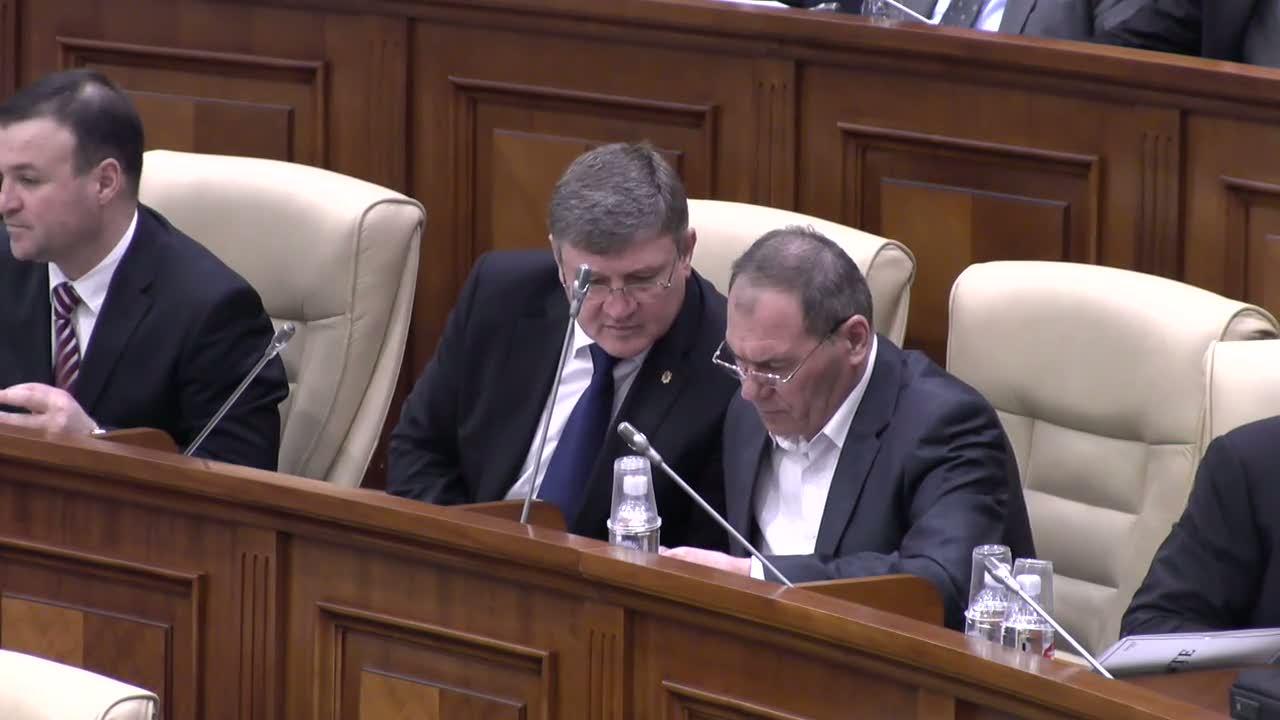 Şedinţa Parlamentului Republicii Moldova din 21 martie 2014