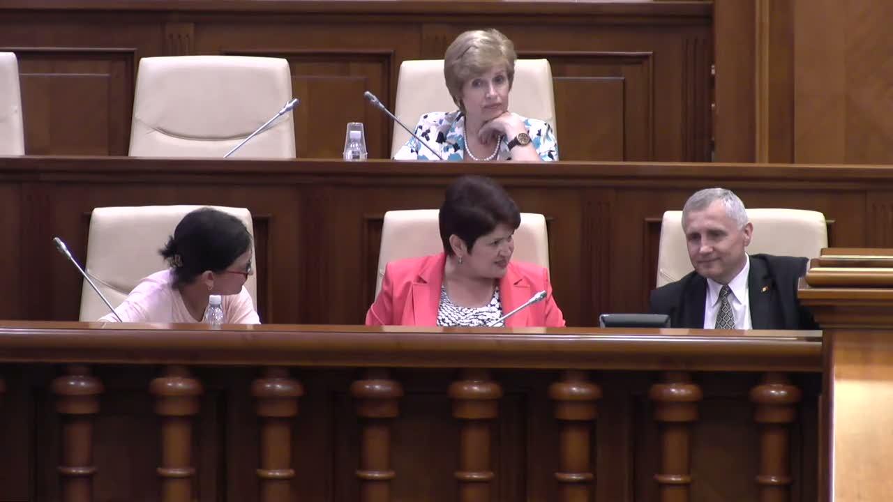 Şedinţa Parlamentului Republicii Moldova din 10 iulie 2014, 10.00