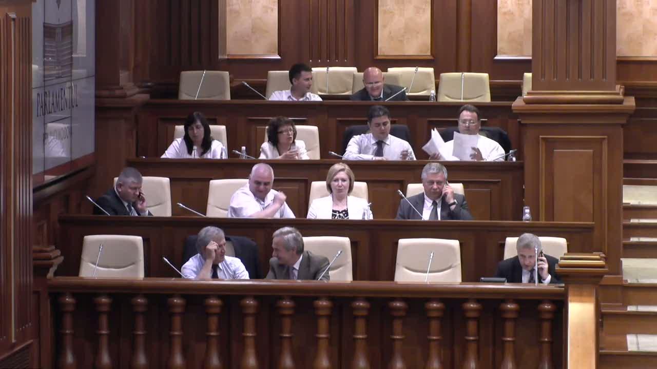 Şedinţa Parlamentului Republicii Moldova din 11 iulie 2014, 10.00