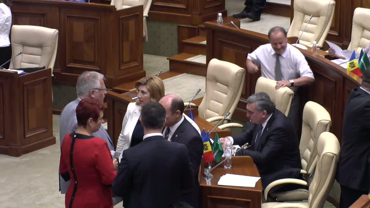 Şedinţa Parlamentului Republicii Moldova din 16 iulie 2014, 09.00