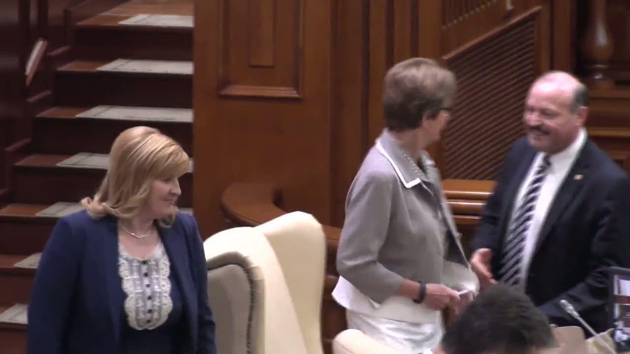Şedinţa Parlamentului Republicii Moldova din 17 iulie 2014, 10.00