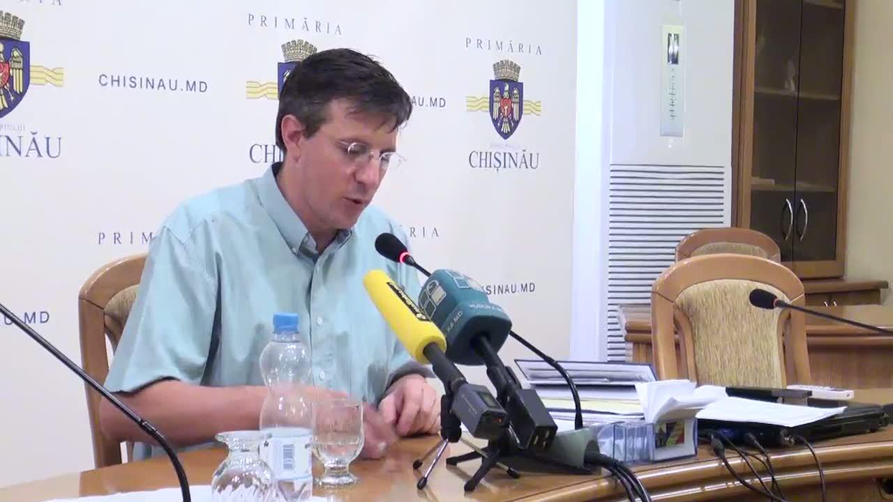 Declarațiile lui Dorin Chirtoacă după Ședința Primăriei din 18 august 2014
