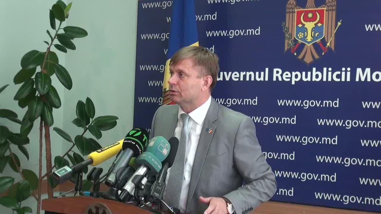 Declarațiile lui Valeriu Chiveri după Ședința Guvernului din 20 august 2014