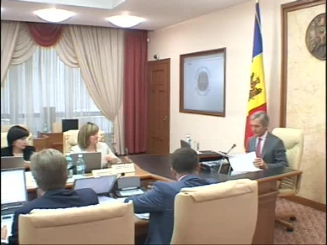 Şedinţa Guvernului Republicii Moldova din 17 septembrie 2014, 15.00