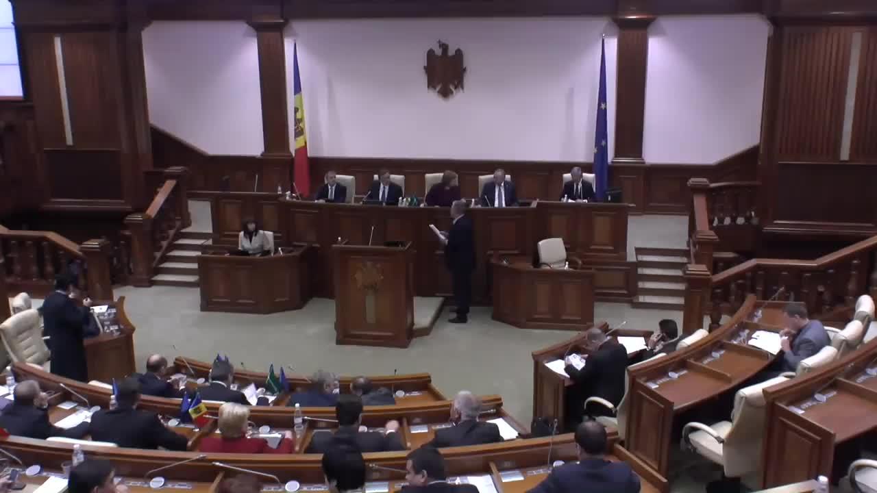 Şedinţa Parlamentului Republicii Moldova din 25 septembrie 2014, 17.00