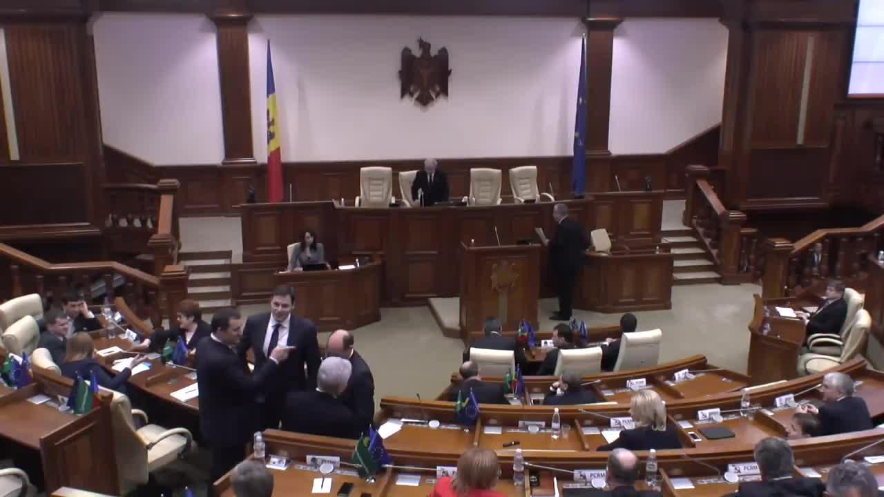 Sedinta Parlamentului Republicii Moldova din 21 ianuarie 2015, 15.00