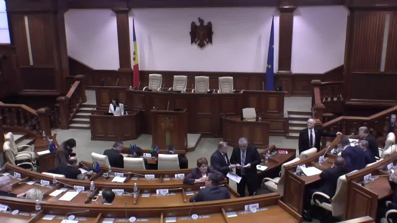 Sedinta Parlamentului Republicii Moldova din 23 ianuarie 2015, 15.00