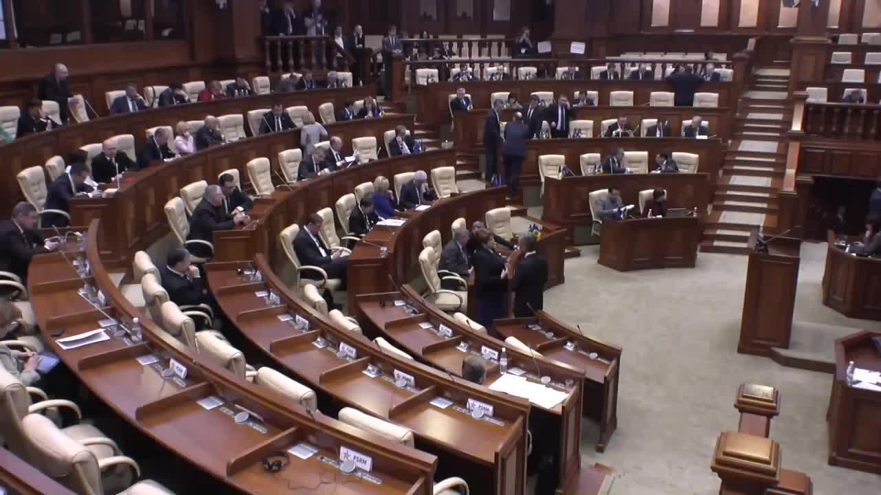 Sedinta Parlamentului Republicii Moldova din 28 ianuarie 2015, 12.00