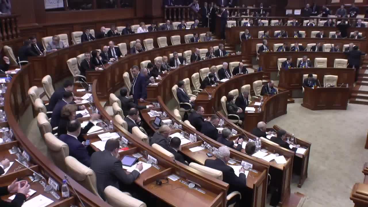 Sedinta Parlamentului Republicii Moldova din 12 februarie 2015, ora 10.00