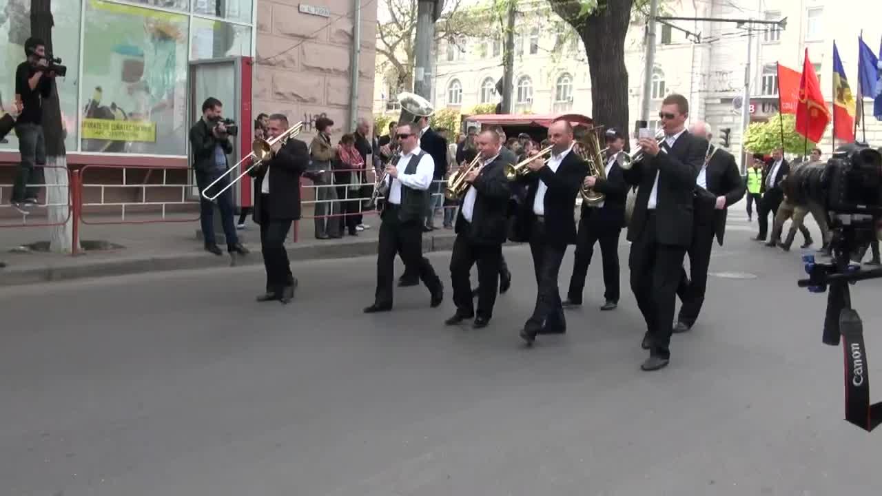 """Mars al echitatii sociale!"" din Chisinau, ora 10.00"