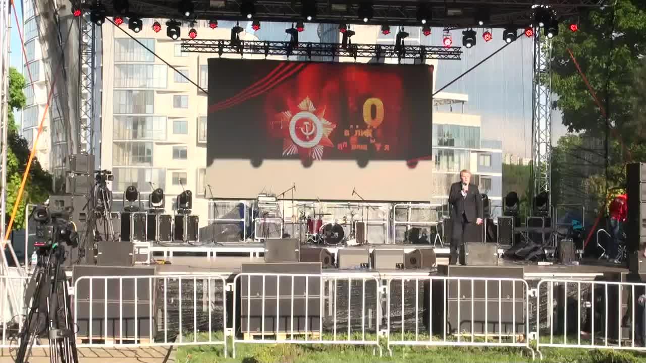 Concert organizat de Partidul Socialiștilor din Republica Moldova cu prilejul Zilei Internaționale a solidarității oamenilor muncii