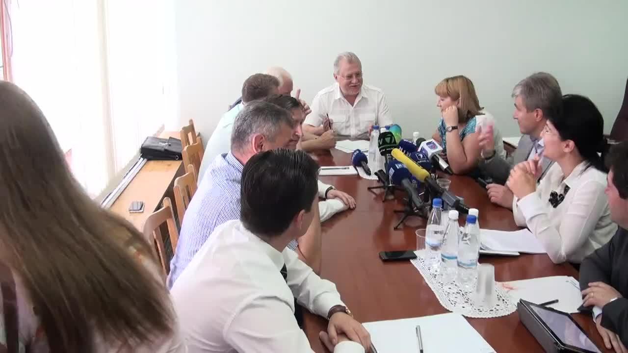 Sedinta comisiei securitate nationala, aparare si ordine publica privind asigurarea securitatii energetice a Republicii Moldova