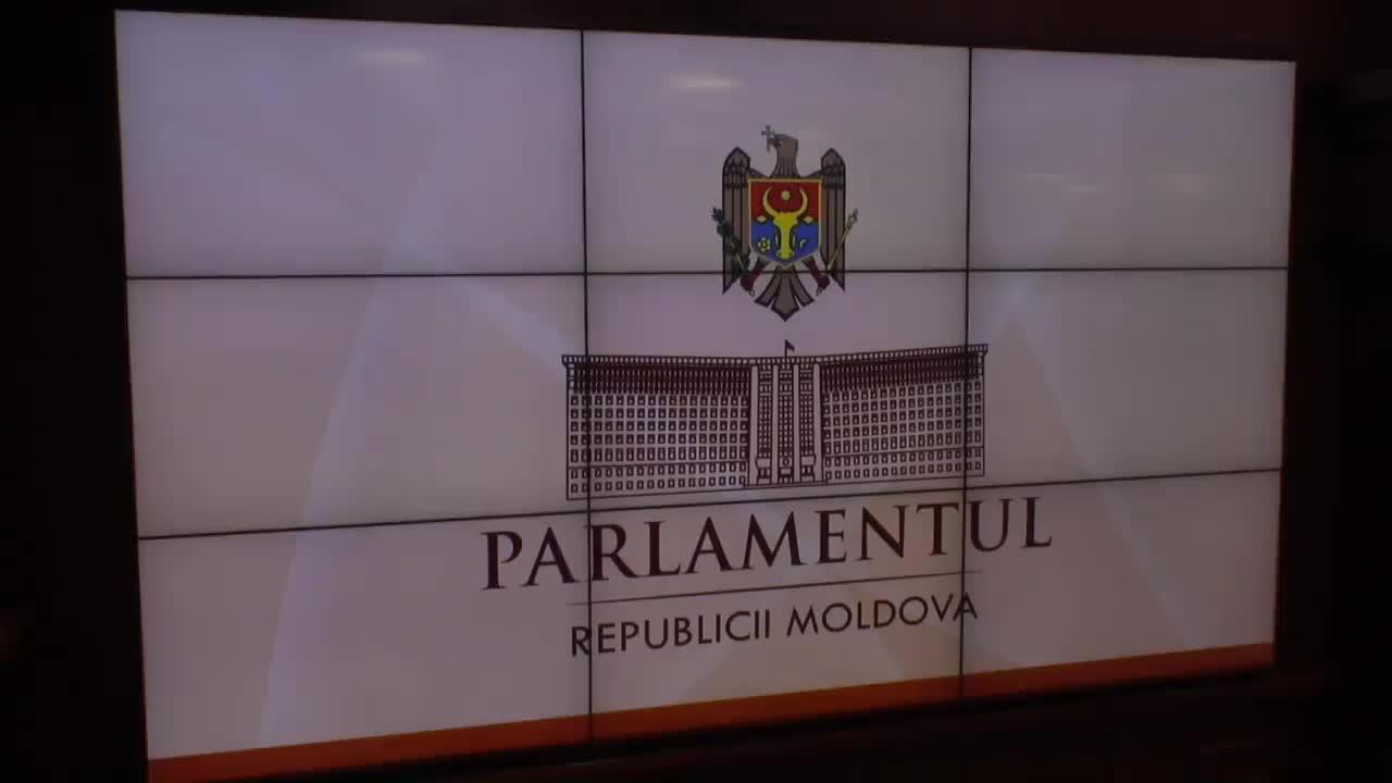 Sedinta Parlamentului Republicii Moldova din 31 iulie 2015