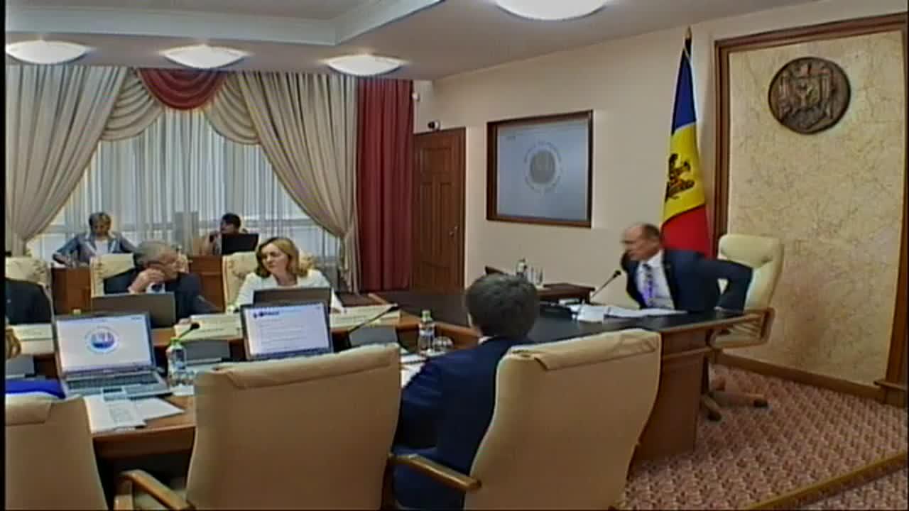 Sedinta Guvernului Republicii Moldova din 26 august